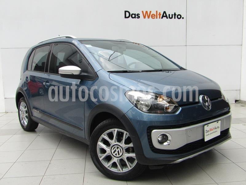 Volkswagen up! cross up! usado (2017) color Azul precio $168,000