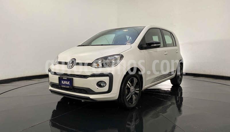 Volkswagen up! Connect usado (2018) color Blanco precio $182,999