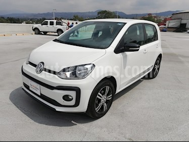 Volkswagen up! Connect usado (2018) color Blanco precio $178,000