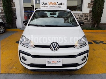 Volkswagen up! Connect usado (2019) color Blanco precio $165,000