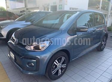 Volkswagen up! Connect usado (2018) color Azul Laguna precio $179,900
