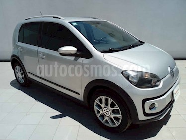Volkswagen up! cross up! usado (2017) color Plata precio $149,000