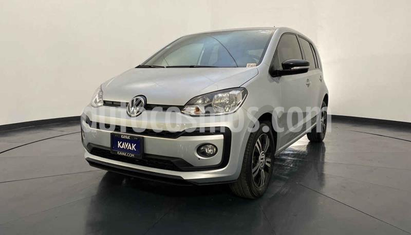 Volkswagen up! Connect usado (2018) color Plata precio $182,999