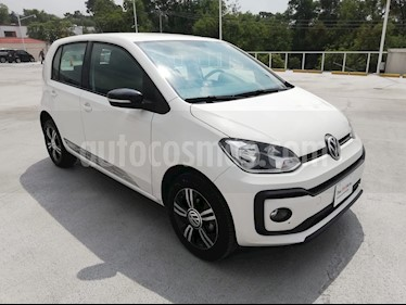Foto Volkswagen up! Connect usado (2018) color Blanco precio $185,000