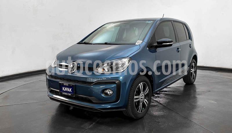 Volkswagen up! Connect usado (2018) color Azul precio $164,999