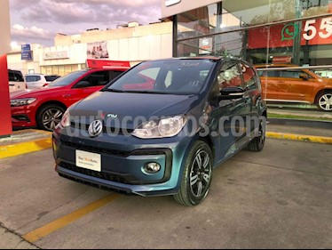 Volkswagen up! 5p Connect Up L3/1.0 Man usado (2018) color Azul precio $163,990
