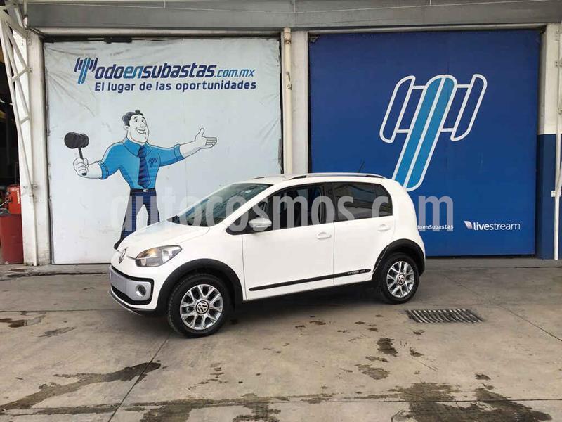 Volkswagen up! cross up! usado (2017) color Blanco precio $64,000
