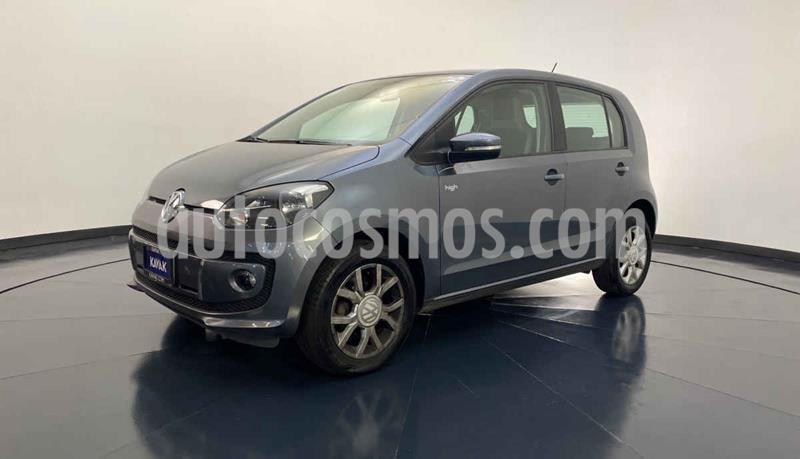 Volkswagen up! take up! usado (2016) color Gris precio $152,999