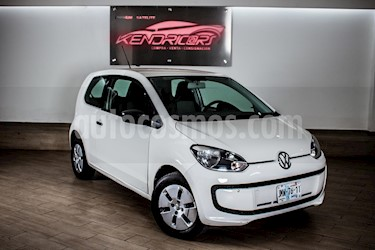 Foto venta Auto usado Volkswagen up! take up! (2016) color Blanco Candy precio $100,000