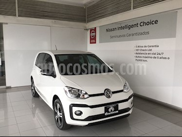 Foto venta Auto usado Volkswagen up! UP STD PAQ. CONNECT (2018) color Blanco Candy precio $179,000