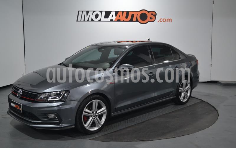 Volkswagen Vento GLI GLi 2.0 TSI DSG usado (2017) color Gris Platinium precio $2.300.000