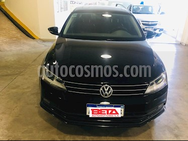 Foto venta Auto usado Volkswagen Vento 1.4 TSI Highline (2017) color Negro Profundo precio $915.000