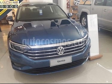 Foto venta Auto usado Volkswagen Vento 1.4 TSI Highline (2019) color Azul precio $11.111.111