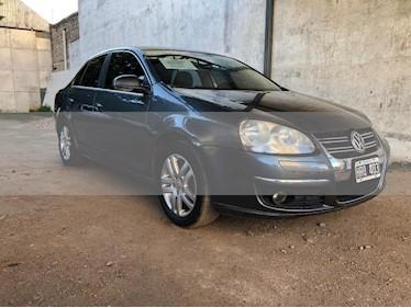 Foto venta Auto usado Volkswagen Vento 2.5 FSI Advance (2008) color Gris Oscuro precio $280.000