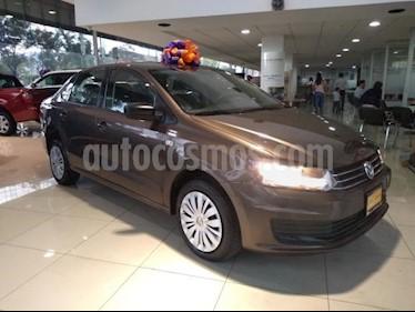 Foto Volkswagen Vento 4p Starline L4/1.6 Aut usado (2017) precio $149,000