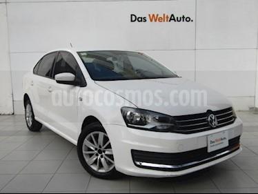 Foto venta Auto usado Volkswagen Vento Active Aut (2015) color Blanco Candy precio $149,000