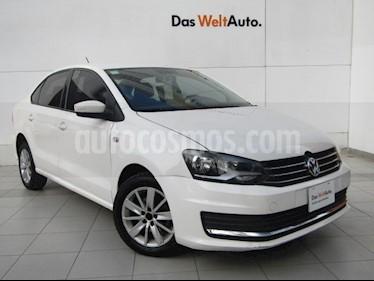 Foto venta Auto Seminuevo Volkswagen Vento Active Aut (2015) color Blanco Candy precio $149,000
