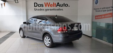 Foto venta Auto usado Volkswagen Vento Active Aut (2014) color Gris precio $149,000
