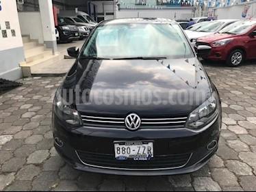 Foto venta Auto Seminuevo Volkswagen Vento Active TDI (2014) color Negro precio $134,500