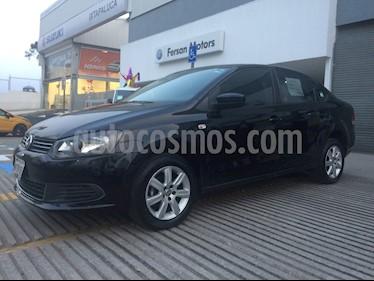 Foto venta Auto Seminuevo Volkswagen Vento Active TDI (2014) color Negro Profundo precio $145,000