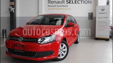 Foto venta Auto usado Volkswagen Vento Active TDI (2014) color Rojo precio $160,000