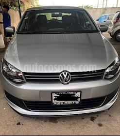 Volkswagen Vento Active usado (2014) color Plata Reflex precio $129,000