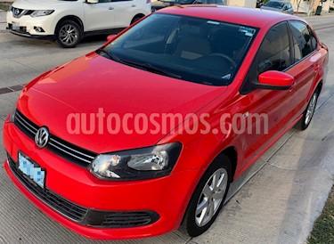 Foto venta Auto usado Volkswagen Vento Active (2014) color Rojo precio $120,000