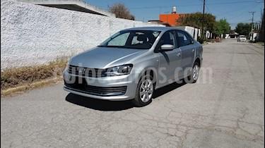 Volkswagen Vento Active usado (2015) color Gris precio $113,000