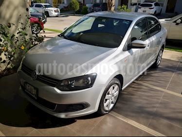 Volkswagen Vento Active usado (2014) color Plata Reflex precio $129,500