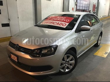 Foto venta Auto Seminuevo Volkswagen Vento Active (2015) color Plata Reflex precio $150,000