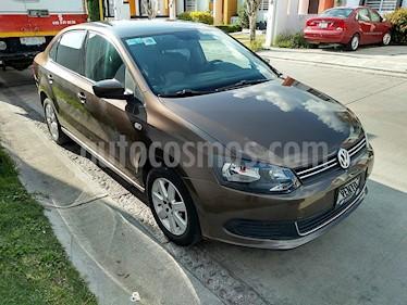 Volkswagen Vento Active usado (2015) color Marron precio $119,500