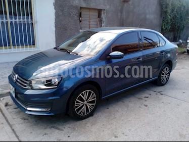 Foto venta Auto Seminuevo Volkswagen Vento Allstar Aut (2017) color Azul precio $190,000