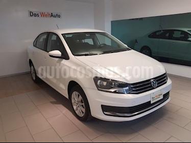 Volkswagen Vento Allstar usado (2017) color Blanco precio $155,000