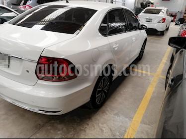 Volkswagen Vento Allstar usado (2017) color Blanco precio $180,000