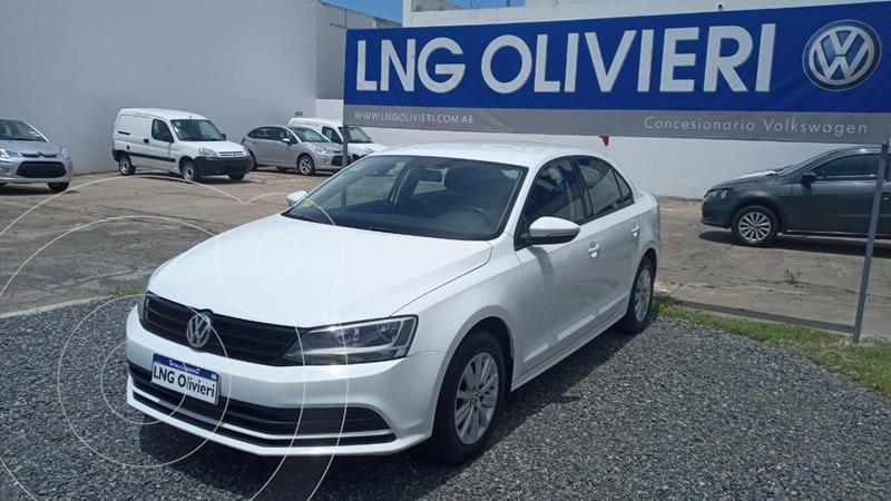 Volkswagen Vento 2.0 FSI Advance usado (2016) color Blanco precio $1.545.000