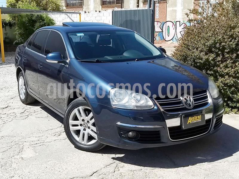 Volkswagen Vento 2.5 FSI Advance usado (2008) color Azul Metalizado precio $450.000