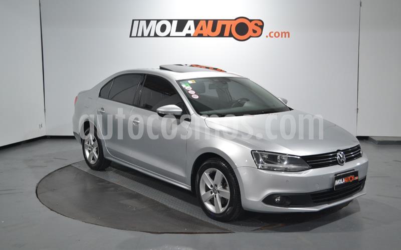 Volkswagen Vento 2.5 FSI Luxury (170Cv) usado (2012) color Plata Reflex precio $730.000