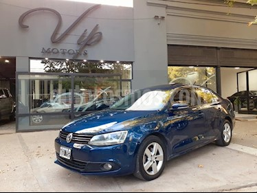 Volkswagen Vento 2.5 FSI Luxury Tiptronic usado (2011) color Azul precio $660.000