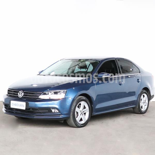Volkswagen Vento 1.4 TSI Highline Aut usado (2017) color Azul precio $2.435.000