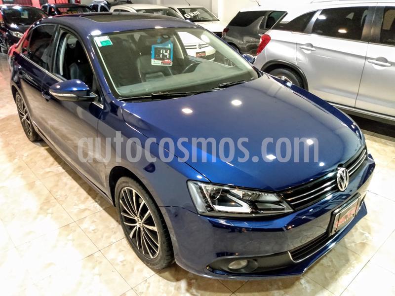 Volkswagen Vento 2.0 T FSI Sportline usado (2014) color Azul precio $1.920.000