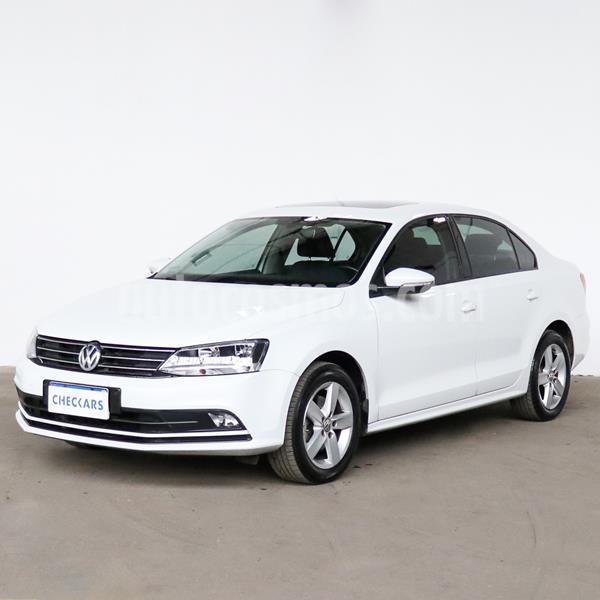 Volkswagen Vento 1.4 TSI Comfortline usado (2017) color Negro precio $1.737.700