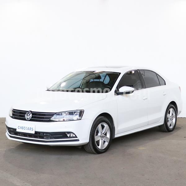 Volkswagen Vento 1.4 TSI Highline Aut usado (2017) color Blanco precio $1.931.600
