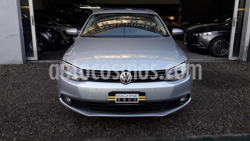 foto Volkswagen Vento 2.5 FSI Luxury Tiptronic usado (2013) color Gris Claro precio $930.000