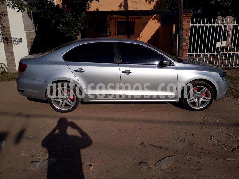 Volkswagen Vento 2.5 FSI Luxury (170Cv) usado (2012) color Gris Platinium precio $670.000