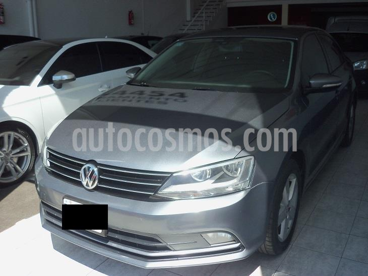 Volkswagen Vento 2.5 Advance Plus Tiptronic (170cv) usado (2016) color Gris precio $1.370.000