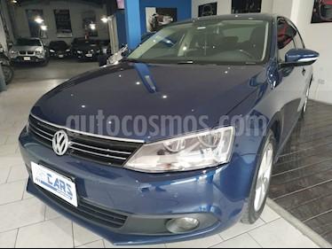 Volkswagen Vento 2.5 FSI Luxury Tiptronic (170Cv) usado (2012) color Azul Grafito precio $588.000