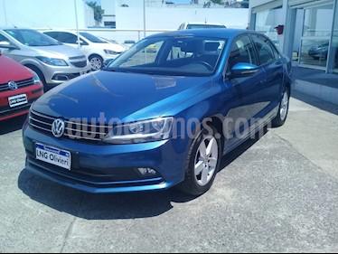 Volkswagen Vento 1.4 TSI Comfortline usado (2017) color Azul Seda precio $980.000