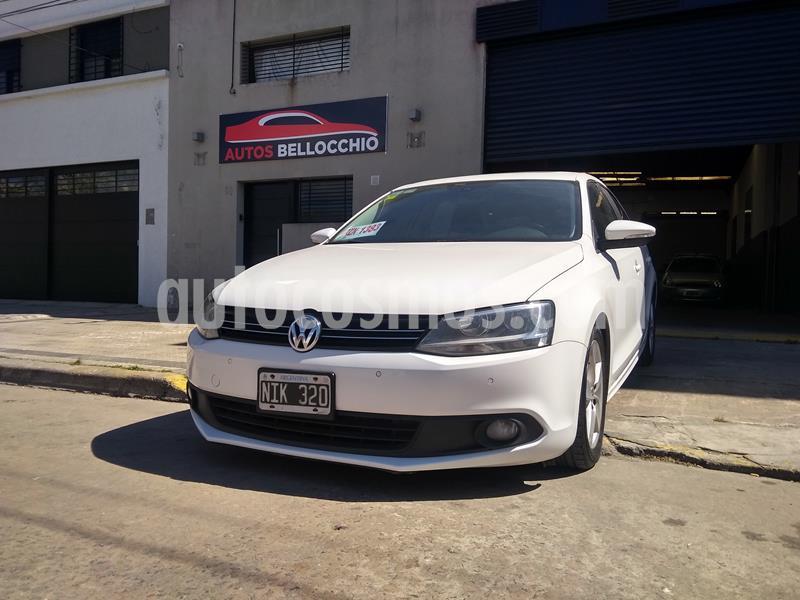 Volkswagen Vento 1.9 TDi Luxury DSG usado (2013) color Blanco precio $1.300.000