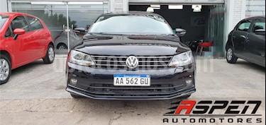 Volkswagen Vento 2.5 FSI Advance Plus usado (2016) color Negro precio $890.000