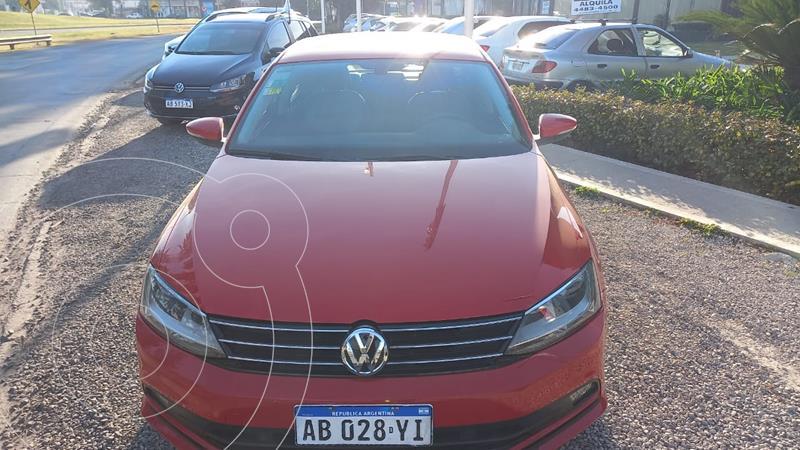 Foto Volkswagen Vento 1.4 TSI Comfortline usado (2017) color Rojo financiado en cuotas(anticipo $1.450.000 cuotas desde $49.500)